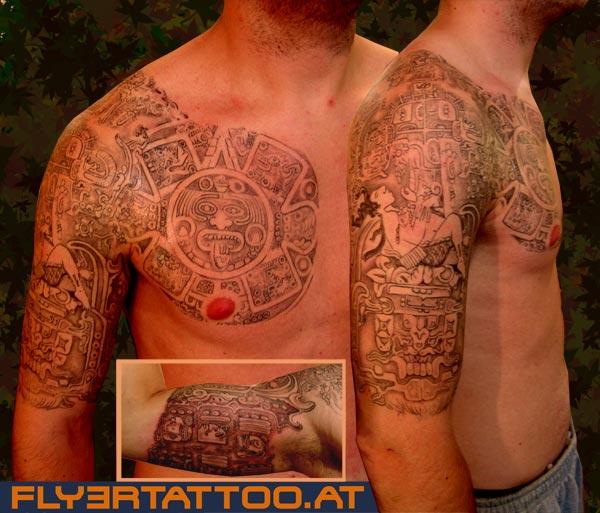 Maya-Tattoo
