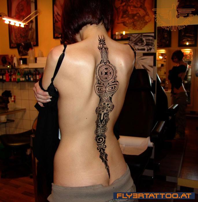 Marquesas-tattoo