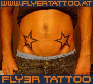 2sternen-Tattoo