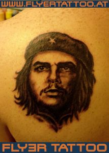 Che-Guevara-tattoo