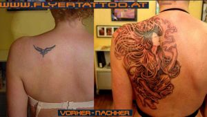 Tattoo Coverup Mucha