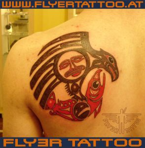 Haida-tattoo