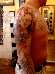 Newschool-tattoo-maria