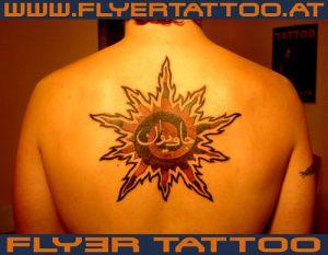 Sonne Tattoo