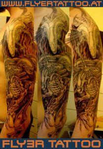Tattoo-aliens-flyer+tattoo+Studio-Wien