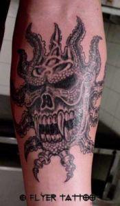 Tattoo Sonne