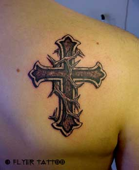 tattoo kreuz unterarm great scorpion tattoo on a manus. Black Bedroom Furniture Sets. Home Design Ideas