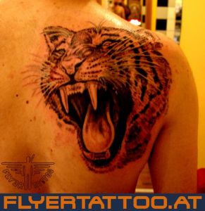 Tattoo-Tiger
