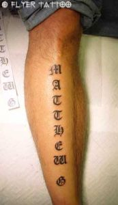 Alt Deutsch Tattoo2