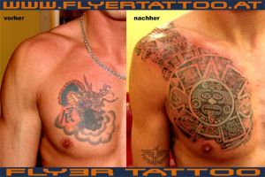 Tattoo Cover up Astek