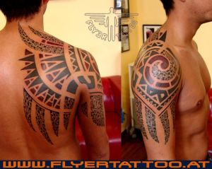 Neotribal Tattoo 5