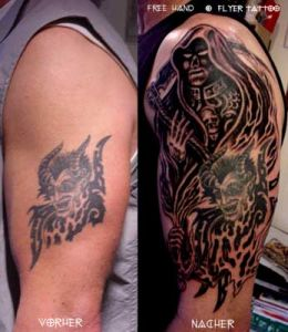 Tattoo-coverup-teufel-sensemann